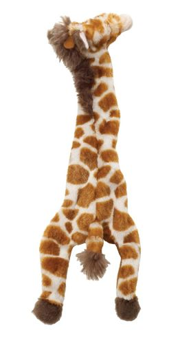 Skinneez Giraffe Dog Toy