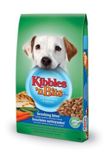 Kibbles 'n Bits Brush N'Bites Dog Food Product image