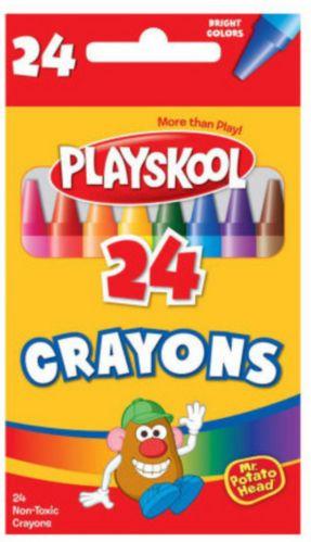 Crayons de cire Playskool, paq. 24 Image de l'article