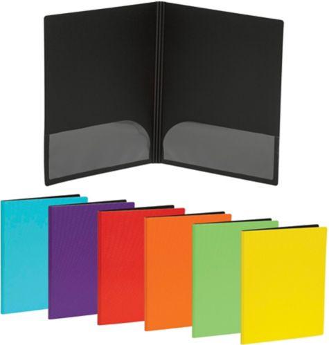 Poly Expandable File Folder, 13 pockets