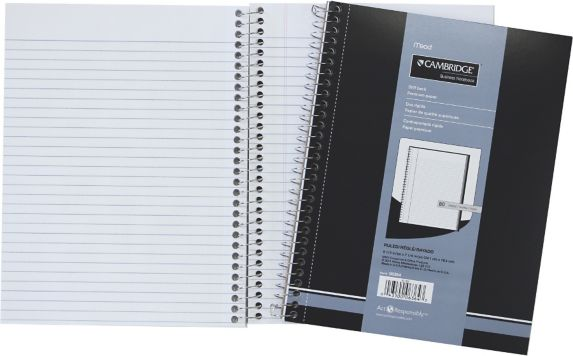 Cambridge Notebook, 80-Pages Product image