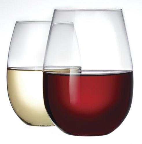 Ensemble de verres à vin sans pied CANVAS, paq. 16