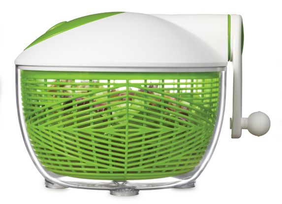 Starfrit Pull Handle Salad Spinner Product image