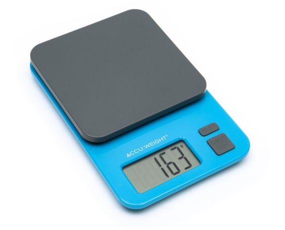 Balance de cuisine numérique compacte AccuWeight, 3 kg Image de l'article