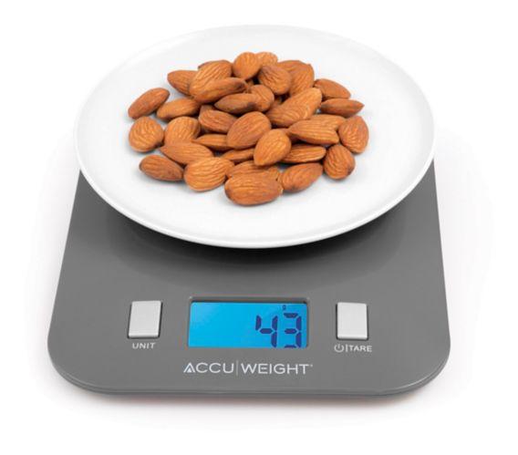 Balance de cuisine numérique Accu-Weight