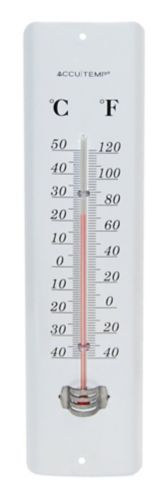 Accu-Temp Metal Thermometer, 11.5-in Product image