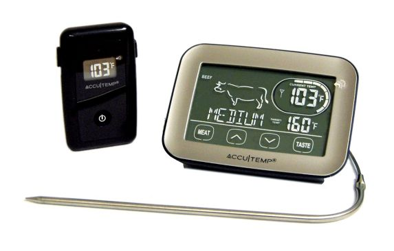 Accutemp Remote Cooking Thermometer with Pager