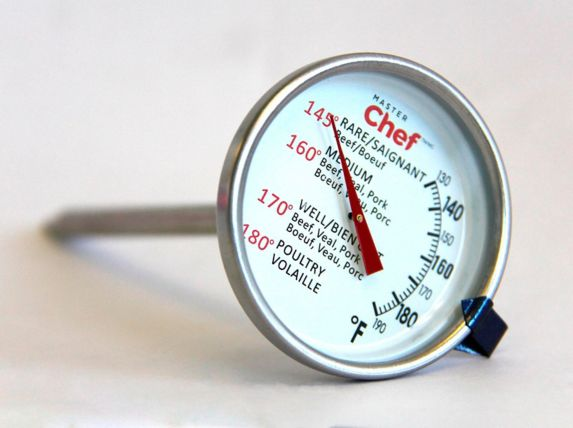 MASTER Chef Meat & Poultry Small Dial Thermometer