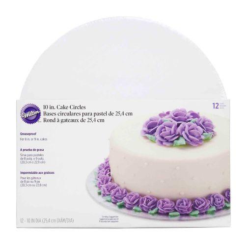 Support circulaire à gâteaux Wilton, paq. 12 Image de l'article