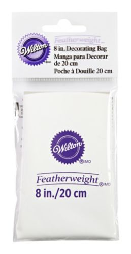 Wilton Reusable Featherweight Icing Bag, 8-in Product image