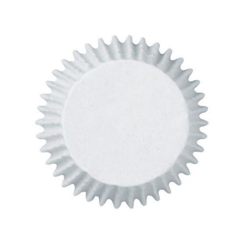 Wilton Jumbo Baking Cups, White, 50-pk Product image