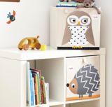3 Sprouts Kids' Storage Box, Hedgehog | Grenadine Apparel Inc. dba 3 Sproutsnull