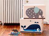 Coffre à jouets pour enfants 3 Sprouts, baleine | Grenadine Apparel Inc. dba 3 Sproutsnull