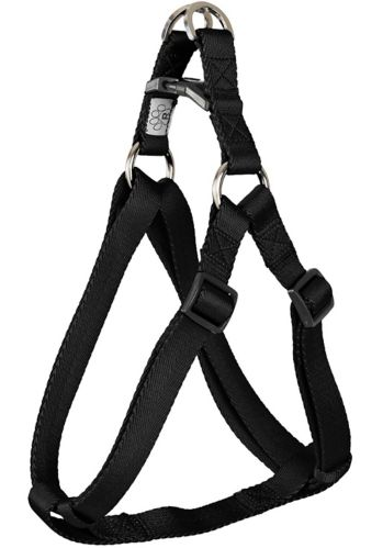 Petco Easy Step-In Dog Harness, Black, Large/X-Large Product image