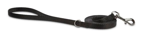 Petco Dog Leash, Black, 6-ft