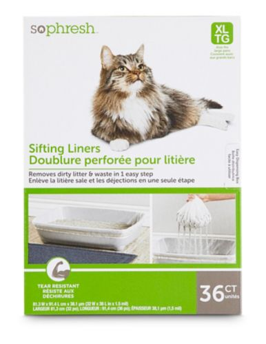 Petco Sifting Cat Litter Box Liners, 36-ct Product image