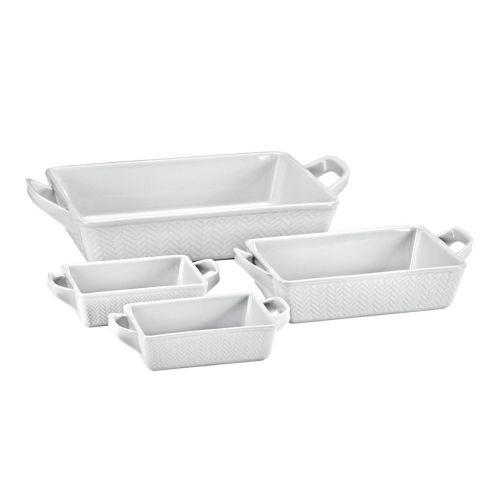 CANVAS Bakeware Set, 4-pc