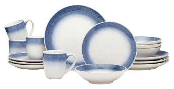 Service de vaisselle CANVAS, 16 pièces