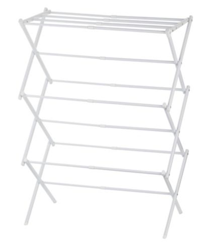 type A Expandable Accordion Drying Rack