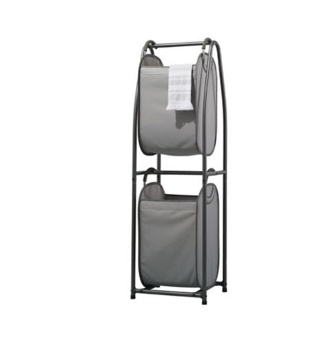 type A 2-Tier Vertical Laundry Sorter Product image