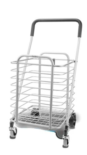 Chariot de magasinage en aluminium de type A Image de l'article