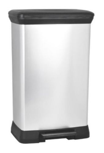 type A Slim Step Trash Can, 50-L Product image