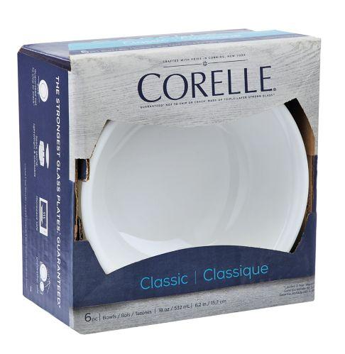 Bols Corelle, 6 pces Image de l'article
