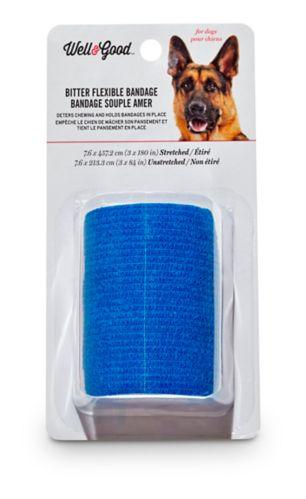 Pansement au goût amer pour chiens Well & Good, 3 po Image de l'article