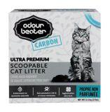 Litière pour chats agglomérante Odour Beater Ultra Premium Scoopable, non parfumé   Odour Beaternull
