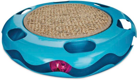 Petco Cat Track Cat Toy with Sisal Mat Product image