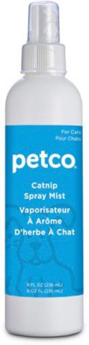 Herbe à chat naturelle à vaporiser Petco, 8 oz
