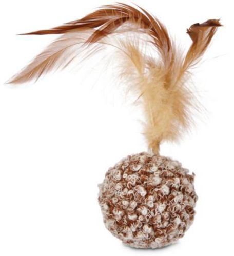 Petco Ball with Feather Cat Toy Product image