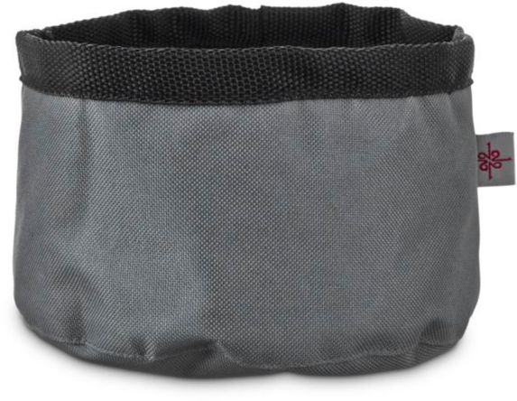 Petco Take Out Collapsible Pet Travel Bowl, 7-in x 4.5-in Product image