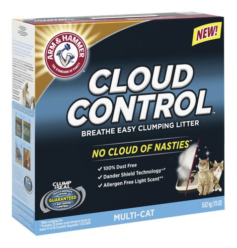 Litière pour chats Arm & Hammer sans nuage de poussière Image de l'article