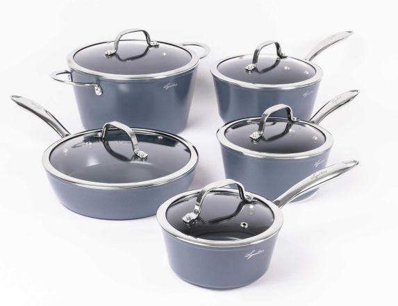 Lagostina Natura-Pro Non-Stick Cookware Set, 10-pc Product image
