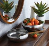 CANVAS Hammered Serving Bowl Set, 2-pc | CANVASnull