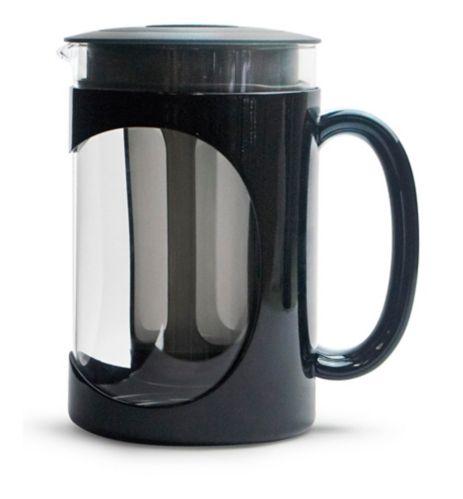 Cafetière à extraction à froid Primula Burke, noir