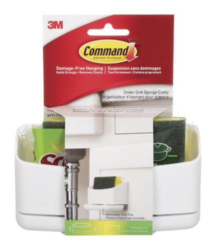 3M Command Chrome Sponge Caddy Product image
