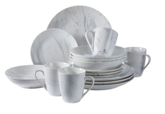 CANVAS Aylen Dinnerware Set, 16-pc Product image