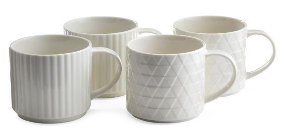 CANVAS Finch Mug Set, 4-pk Product image