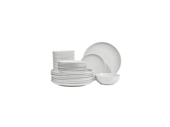 Master Chef Dinnerware Set 24 Pc Canadian Tire