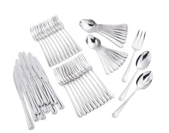 Henckles Alcea Flatware Set, 53-pc Product image