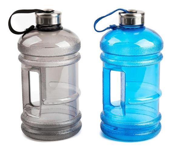 Bouteille d'eau avec couvercle intégré Manna, choix varié, 2,2 L