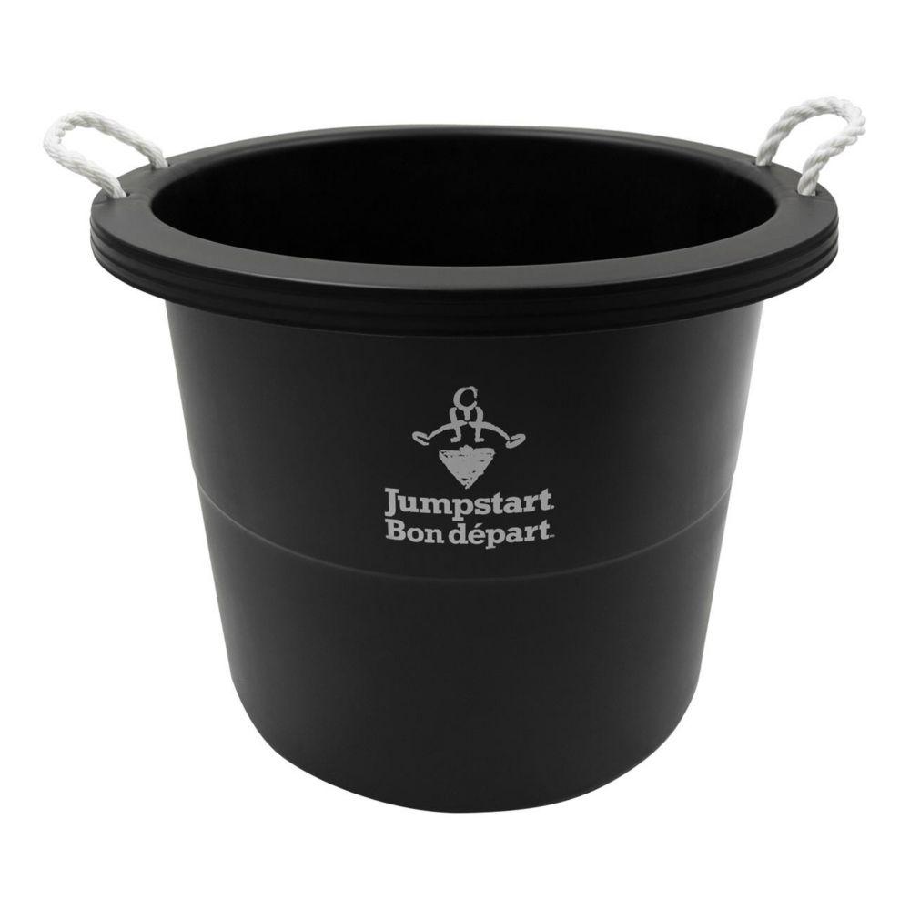 Jumpstart Rope-Handle Bucket