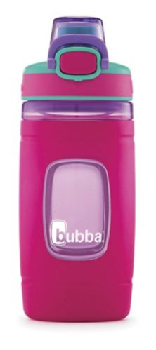 Bubba Flo Kids' Water Bottle, Pink, 16-oz Product image