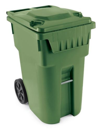 Wheeled Garbage Bin American Grip, 95-gal
