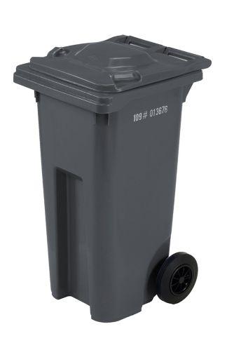 Wheeled Bin, Charcoal, 32-gal Product image
