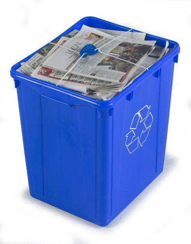 Recycle Bin Bungee Cord