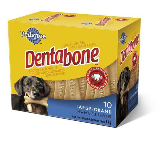 Pedigree 10 Pack Dentabone Dog Treat