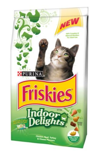 Purina® Friskies® Indoor Delights® Dry Cat Food, 2.8-kg Product image